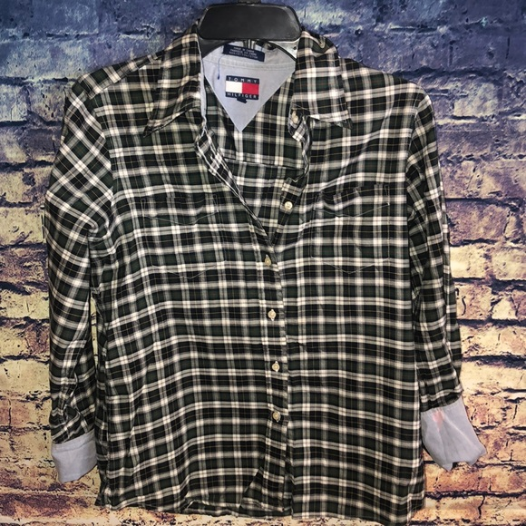 Tommy Hilfiger Other - Tommy Hilfiger Long Sleeve Button Down Shirt